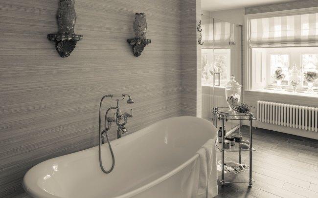 Interior Design - Victorian villa bathroom