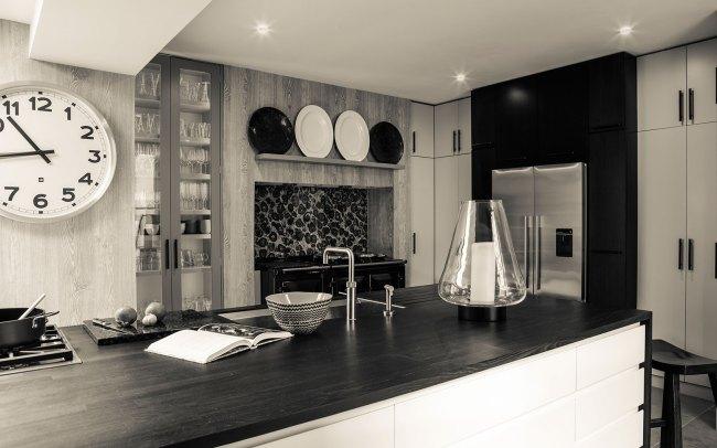 Interior Design - Victorian villa kitchen