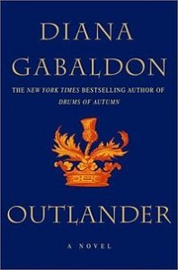 "photo: Book Cover ""Outlander"""
