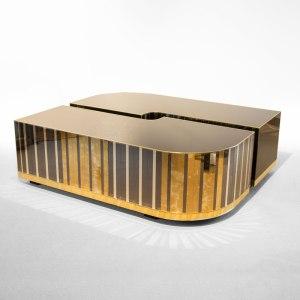 Mesas de Centro Grandes. Mesas de Centro Diseño de Cristal   Diana Graña