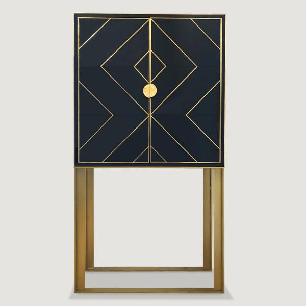 Mueble Bar Ash de diseño