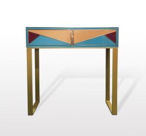 Consola - Muebles con Cristal, Muebles de Diseño de Salon | Diana Graña