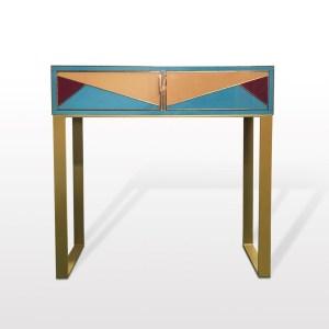 Consola - Muebles con Cristal, Muebles de Diseño de Salon   Diana Graña