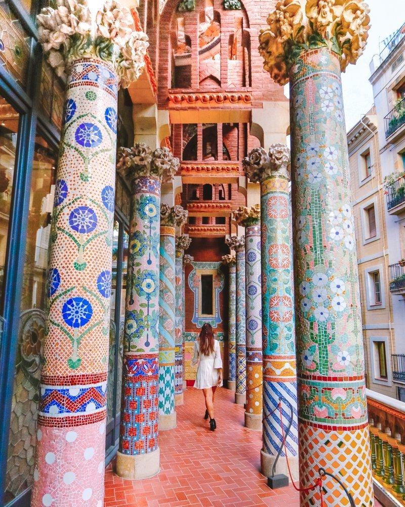 Palau Musica Catalana Barcelona