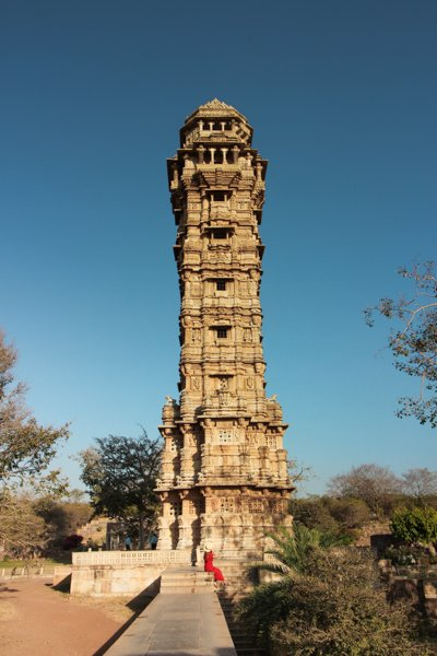 Chittor Tower
