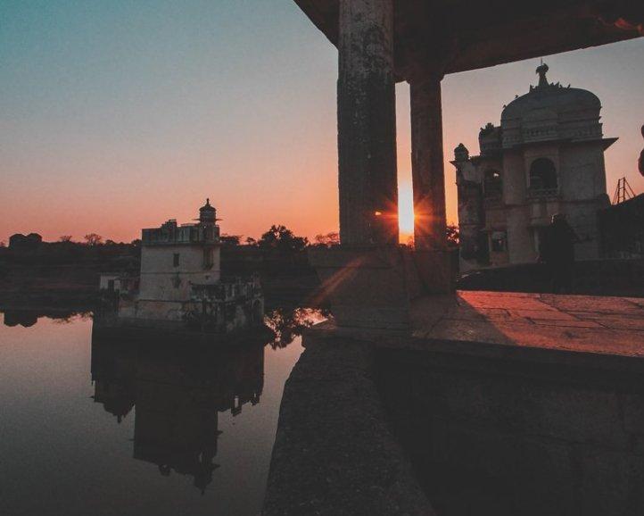 Chittorgarh Sunset