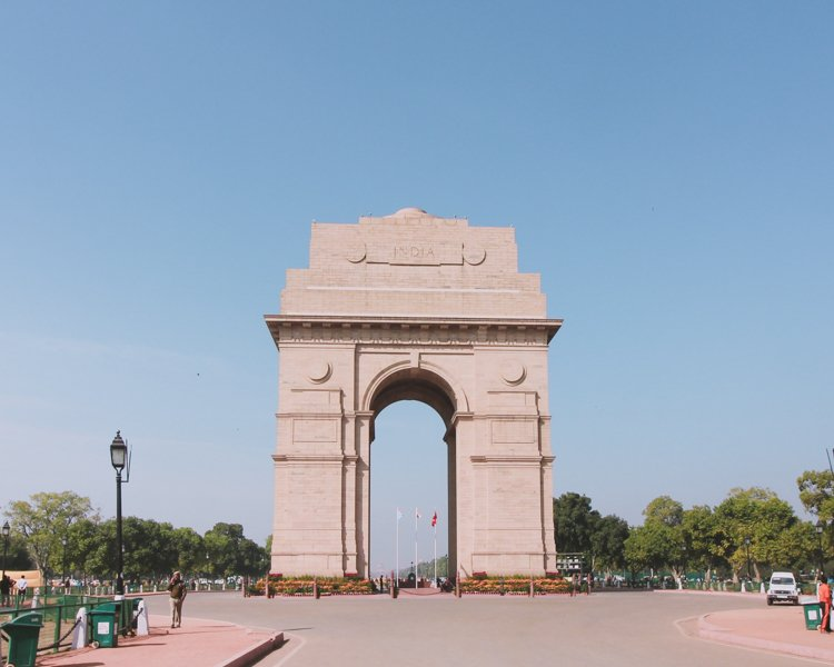 What to see in Delhi: India Gate