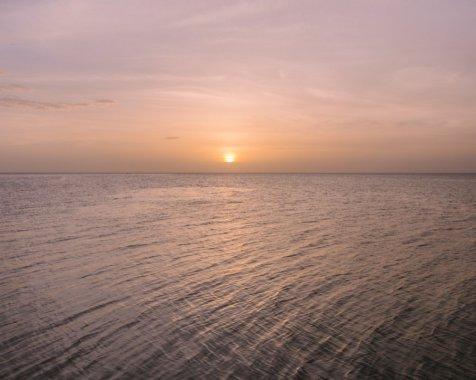 Campeche Sunset Malecón