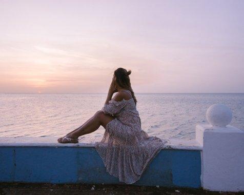 Malecón Puesta de Sol Campeche