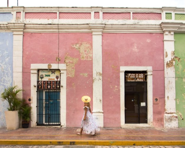 Campeche colors