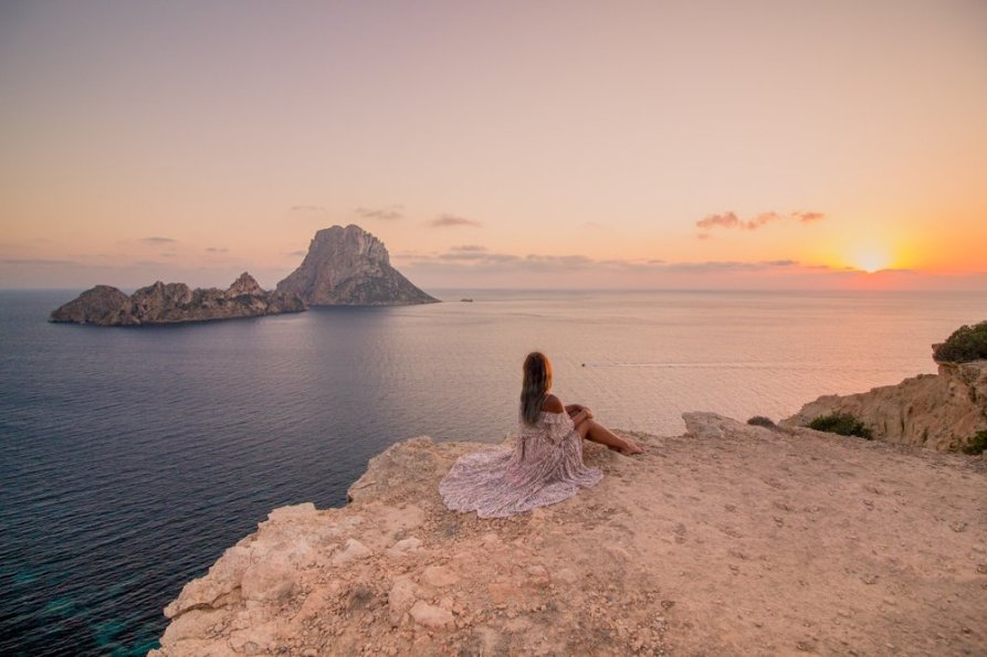 Ibiza Magical Sunset