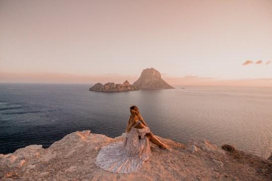 Sunset Ibiza Es Vedra