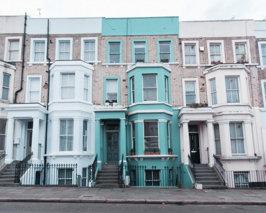 Instagram spots Notting Hill