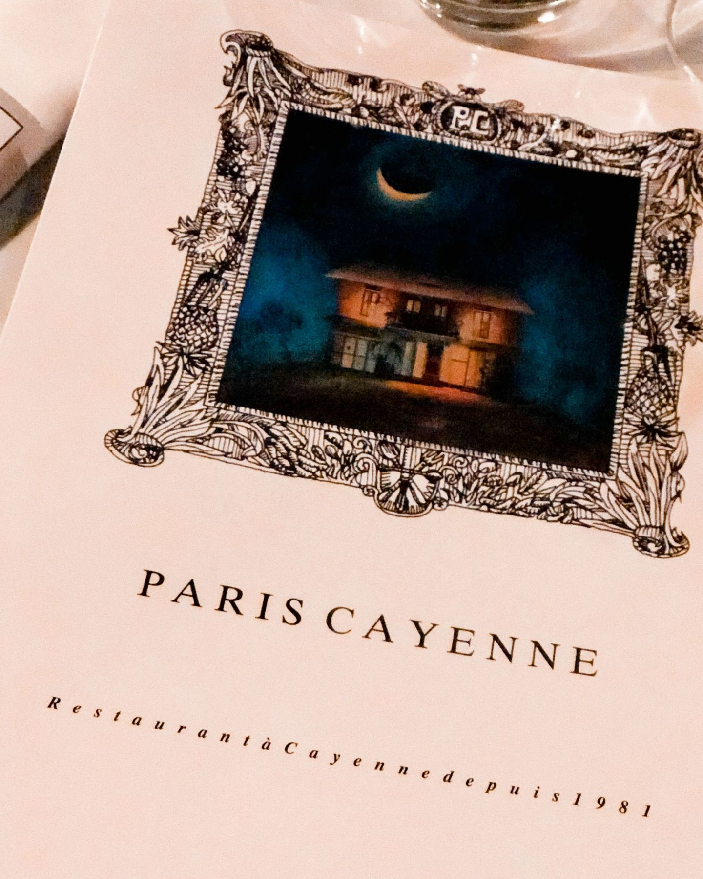 Paris Cayenne Restaurant