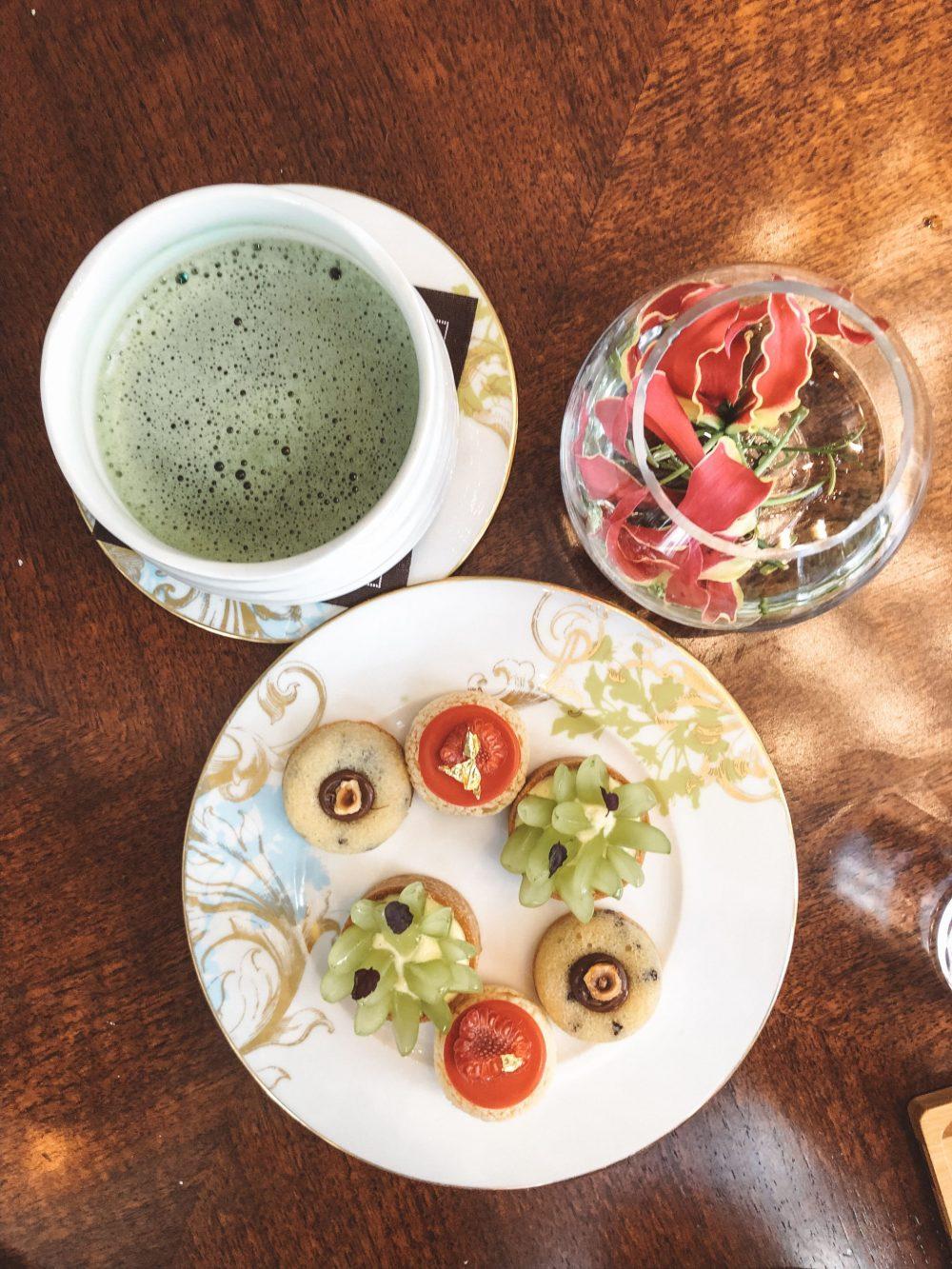 Afternoon Tea Mandarin Oriental