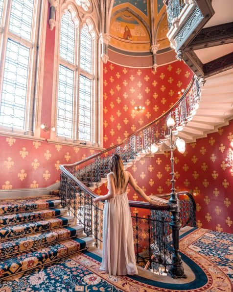 Staying at St Pancras Renaissance