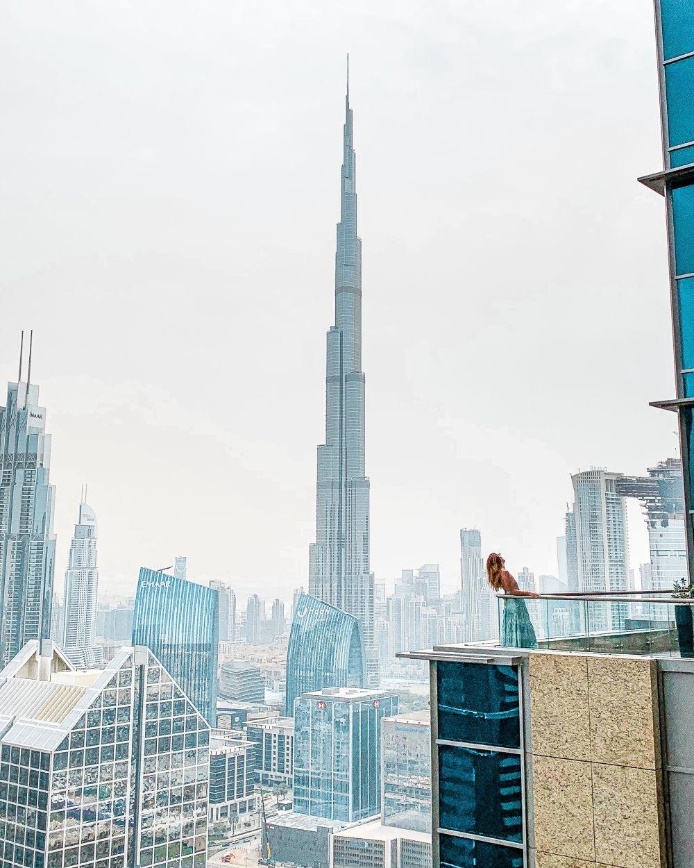 Instagram spots in Dubai