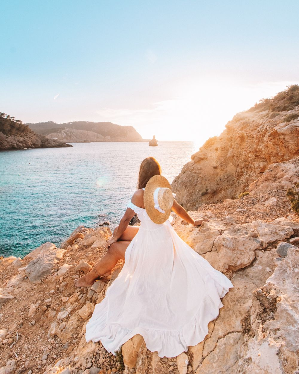 Best sunsets in Ibiza