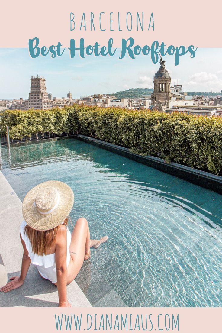Best Hotel Rooftop Barcelona