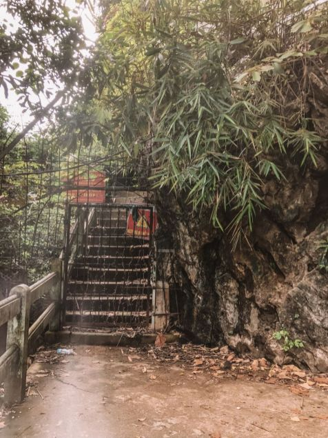 Bai Tho Mountain Halong Bay