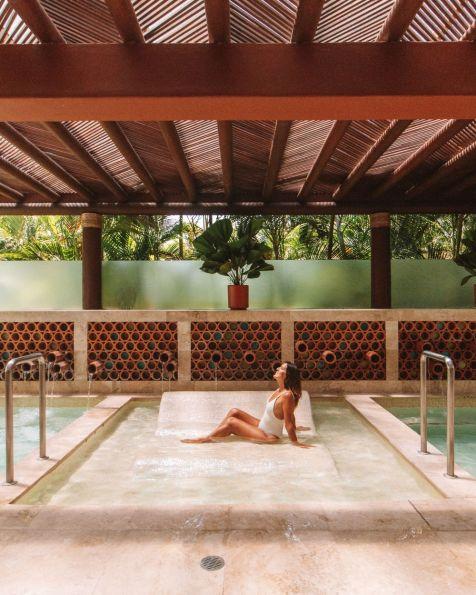 Four Seasons Punta Mita spa