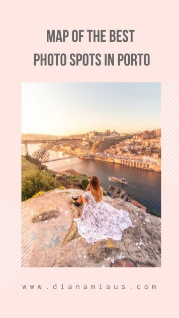 Instagram spots in Porto