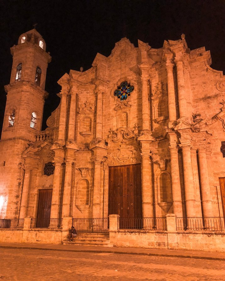 Cathedral Havana
