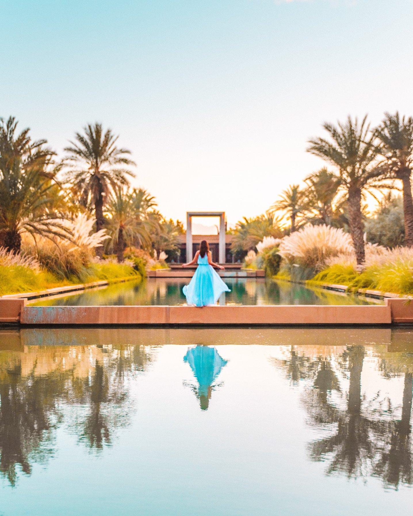 Marrakech luxury resort