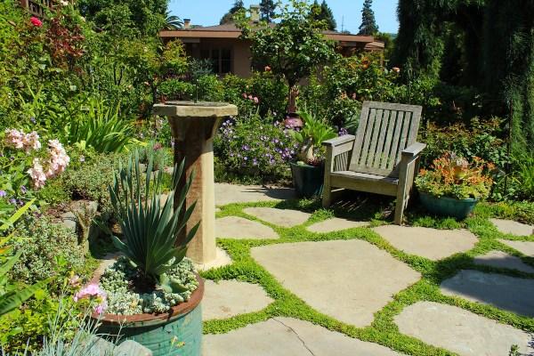 hardscapes make backyard