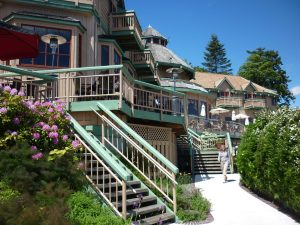 Painters' Lodge, Campbell River