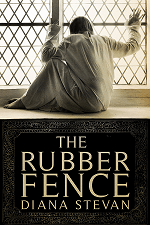 Book Launch THE RUBBER FENCE