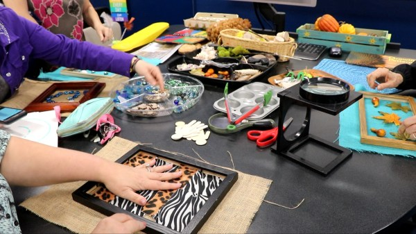 Loose Parts Promote Steam - Diana Wehrell