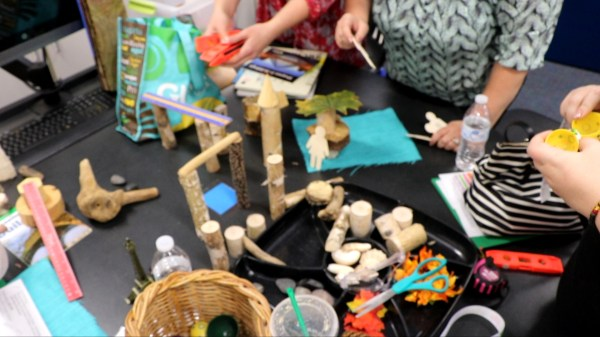 Loose Parts Play Teacher Training