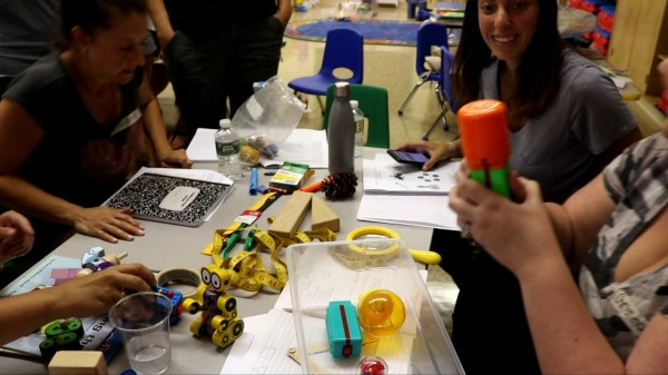 Early Childhood Teachers Explore Steam Practices And