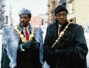 Eddie Murphy and Arsenio Hall star in Coming to America
