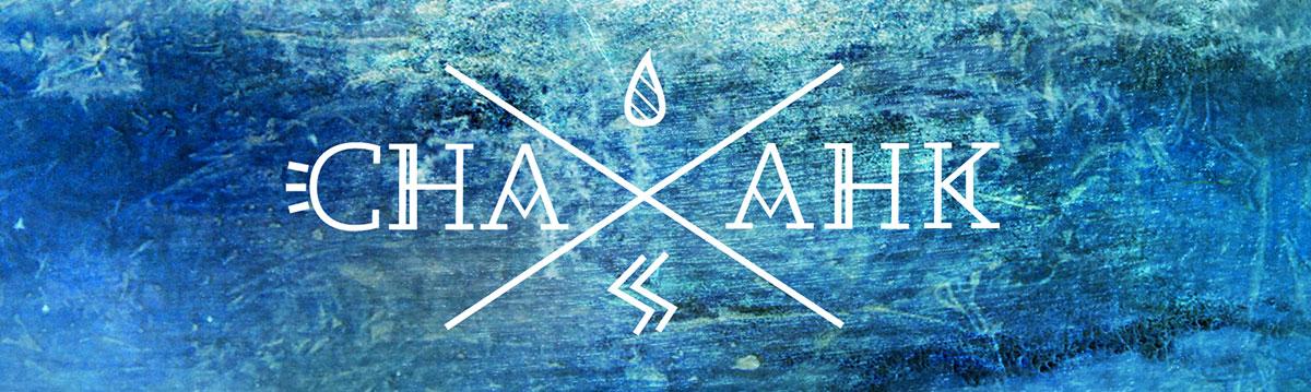 logo chaak fond bleu