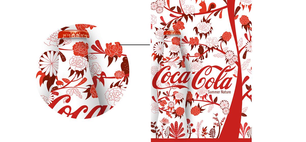 Annonce presse coca cola