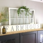 DIY Farmhouse Sign You Can Easily Make Yourself