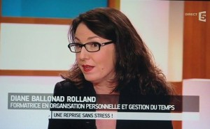 Intervention France 5