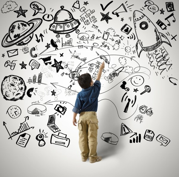 Visual-imagination_-Concept-of-small-genius_Copyright-Alphaspirit-Shutterstock