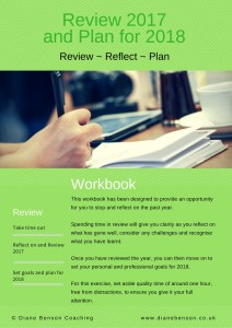 Review 2017 & Plan 2018 Workbook