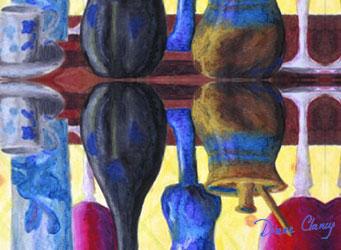 Bottlescape Reflection