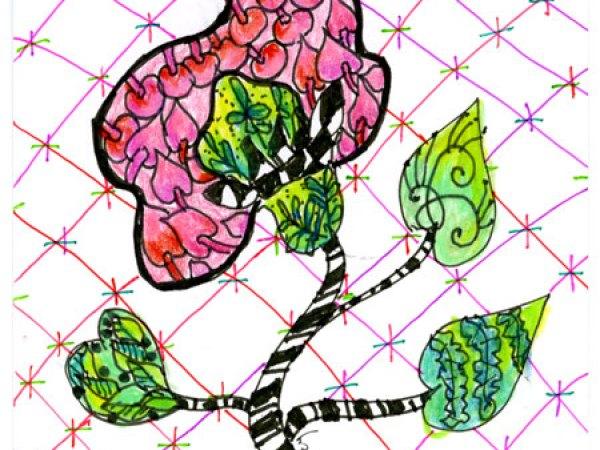 Flower String