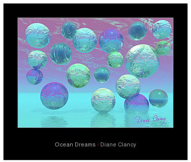 Ocean Dreams Redbubble Print
