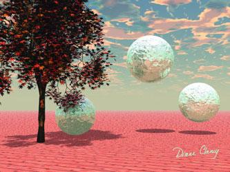 Peach Fantasy