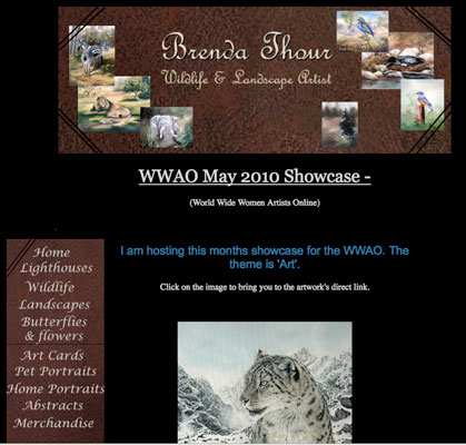 The May 2010 Art  WWAO Exhibit