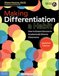 Making Differentiation a Habit