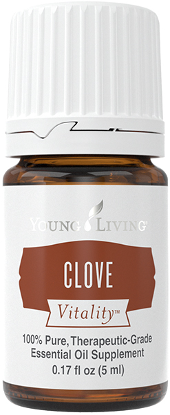 Clove Vitality essential oil