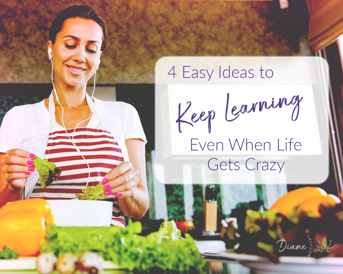 keep learning when busy