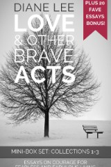 Collections 1-3: Love & Other Brave Acts Book Anthology